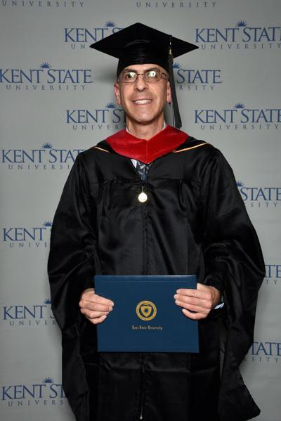 Kamras earns Master of Arts degree