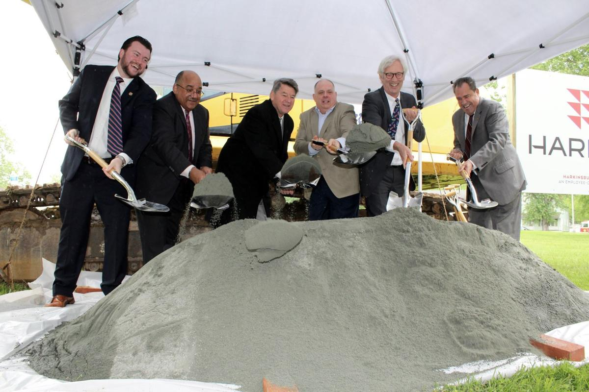 Veterans Village Groundbreaking