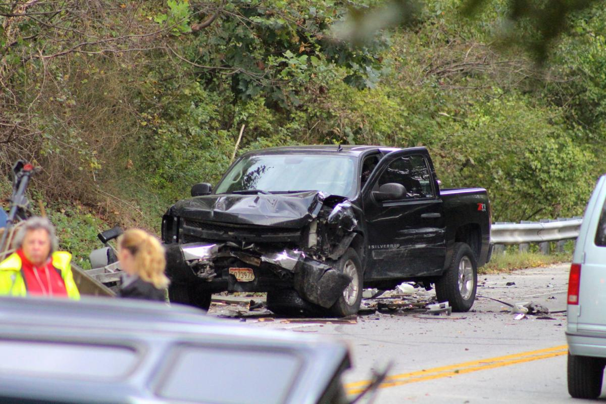 Two killed in four-vehicle crash near Ches  City | Police