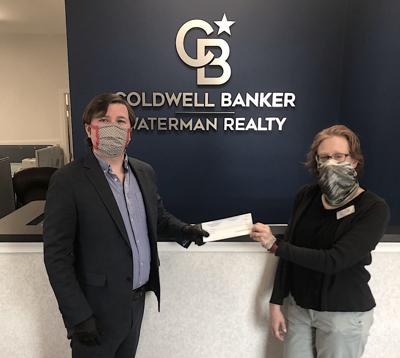 Coldwell Banker Waterman Realty donates to Haven Ministries