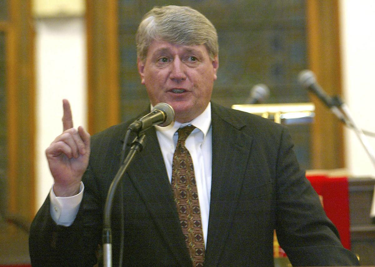 Obit Maryland House Speaker