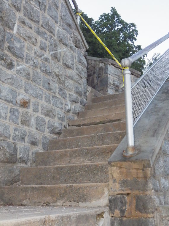 Port Deposit wins grant to help fix Tome Steps