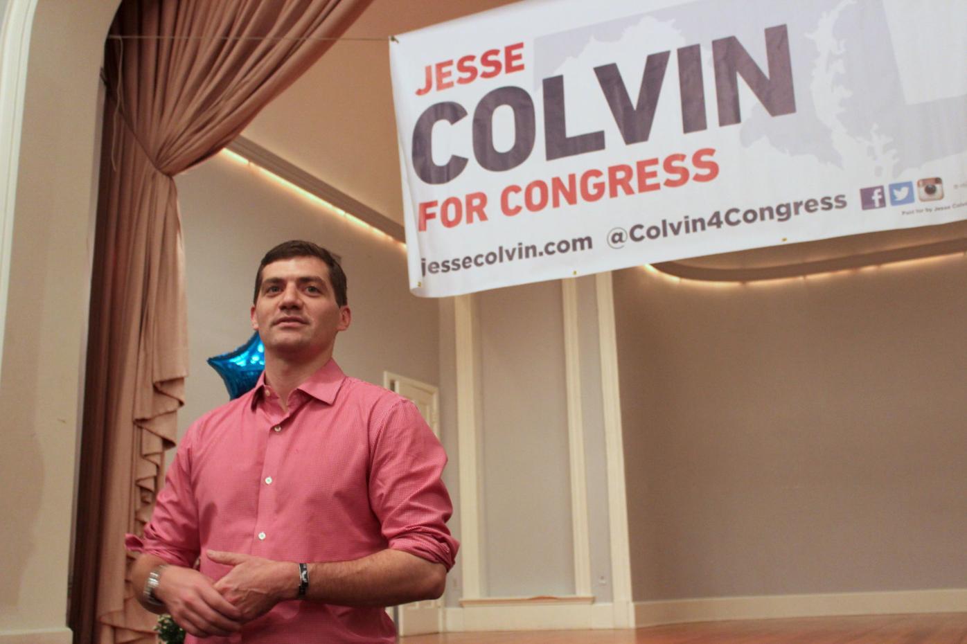 Jesse Colvin results