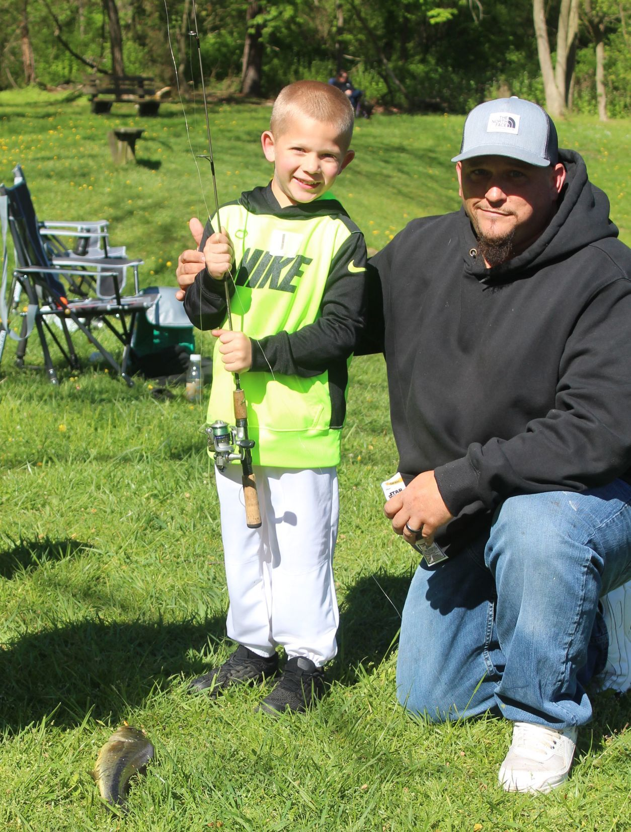 Rising Sun Chamber hosted its Fishing Derby