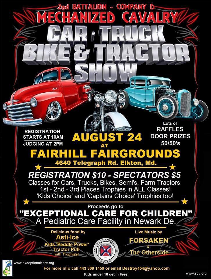 Car Show Saturday