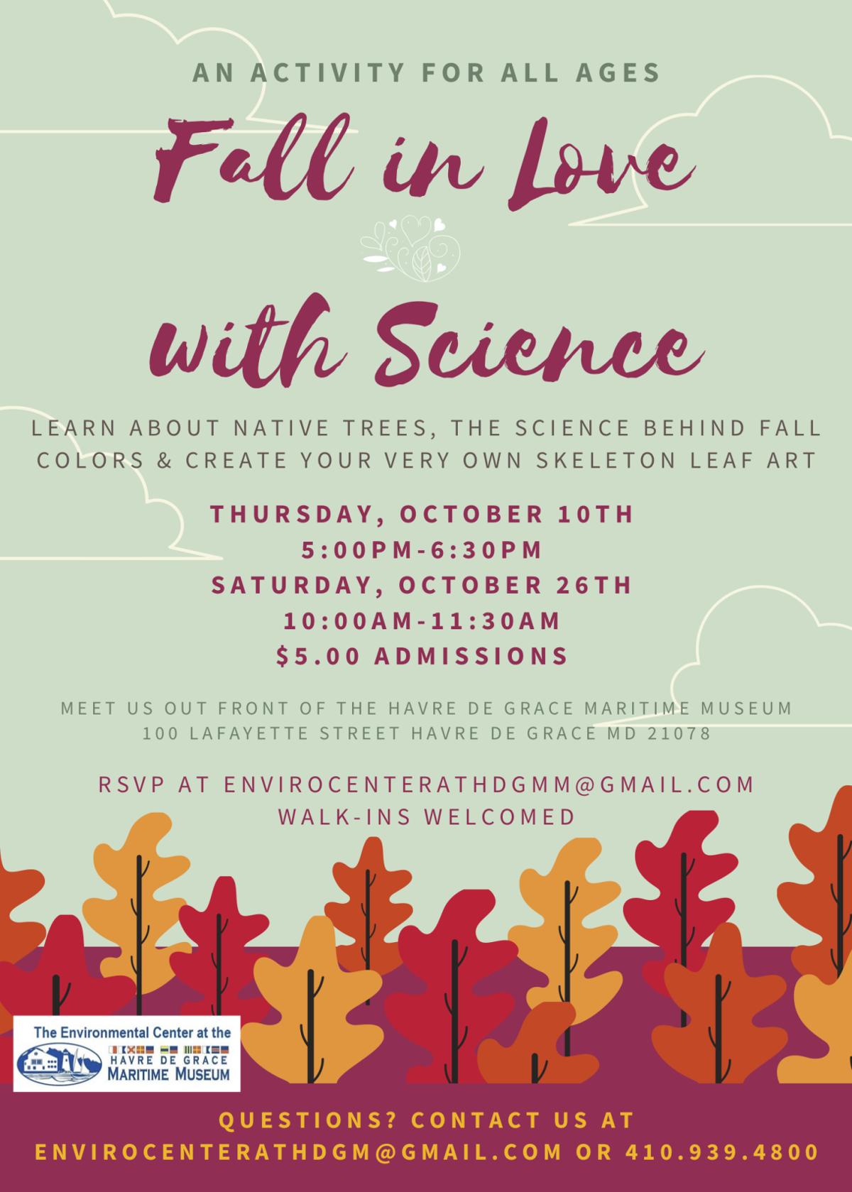 Fall Tree Workshop
