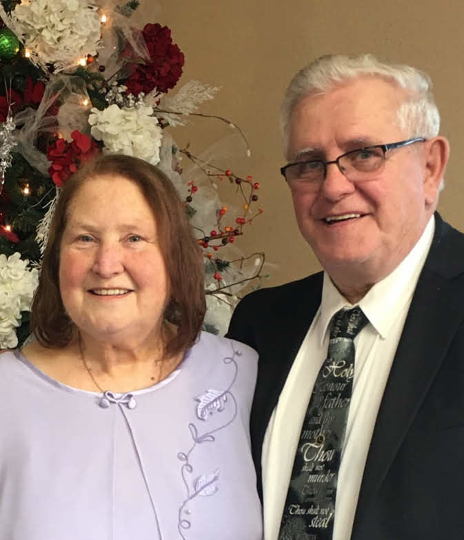 Happy 50th Anniversary, Lonnie and Dwighty!