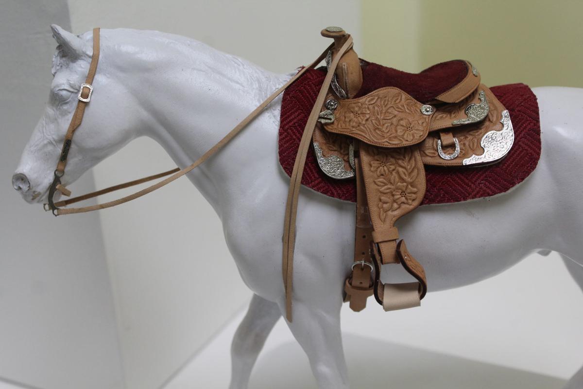 Mackie's saddle