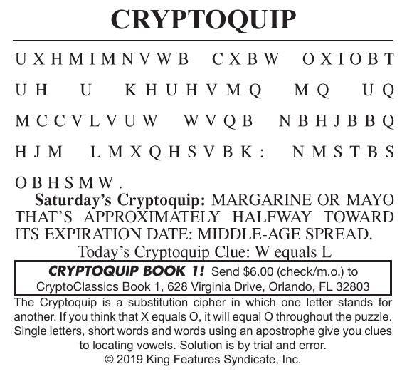 0902 crypto | Cryptoquip | cecildaily com