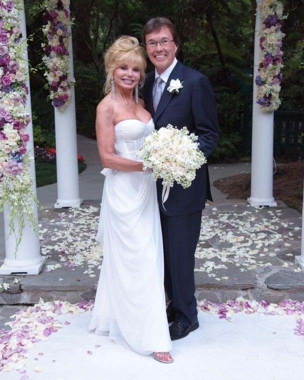Loni Anderson And Burt Reynolds Wedding