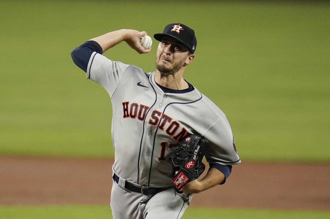 Astros Orioles Baseball