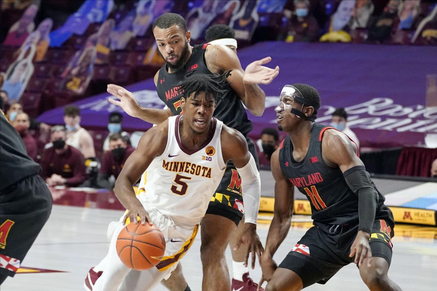 Maryland Minnesota Basketball