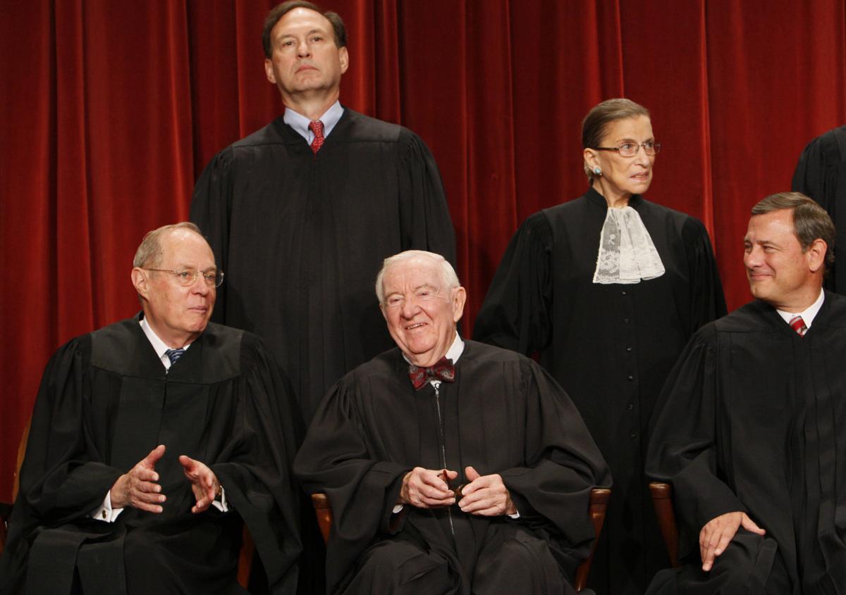 Supreme Court Stevens Obit