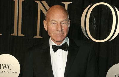 Sir Patrick Stewart had six years of therapy