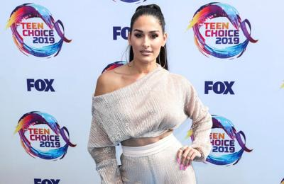 Nikki Bella: I have a life coach to help stop 'meltdowns'