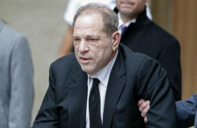 Harvey Weinstein heading to Los Angeles for court hearing