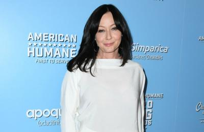 Shannen Doherty says cancer battle is 'part of life'