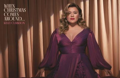 Kelly Clarkson drops new Christmas song, Christmas Isn't Cancelled (Just You), ahead of new album