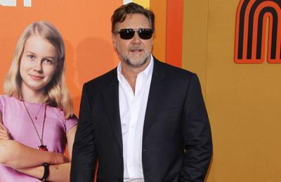 Russell Crowe found Unhinged role strange