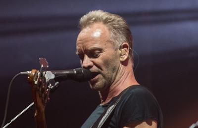 Sting jokes 'vanity' keeps him looking youthful