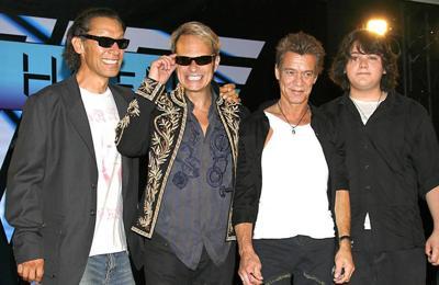 Van Halen band members 'always hated' each other