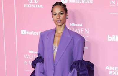 Alicia Keys: Becoming a mother helped me find my power