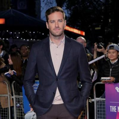 Armie Hammers balls were digitally edited out of Call Me