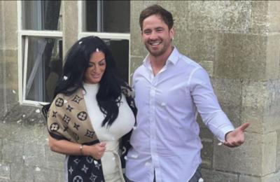 Danny Cipriani marries partner Victoria Rose in surprise wedding