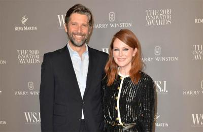 Julianne Moore fears empty nest syndrome