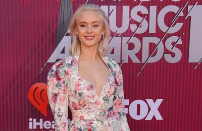 Zara Larsson hopes new album will provide 'escapism'
