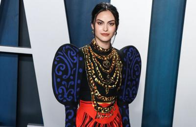 Camila Mendes bonded with Riverdale co-stars after break-ups