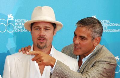George Clooney and Brad Pitt making new movie