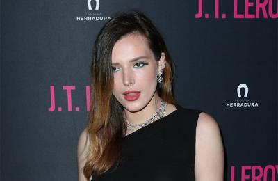 Bella Thorne thanks FBI after alleged hacker is arrested