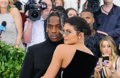 Kylie Jenner and Travis Scott 'working on getting back together'