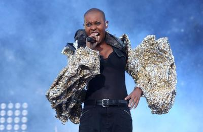 Skunk Anansie's Skin was 'more irritated' at Beyonce over Glastonbury claim