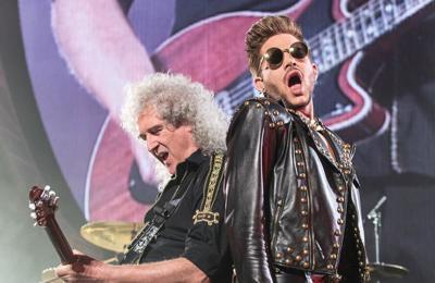 Adam Lambert inspired by work as Queen frontman