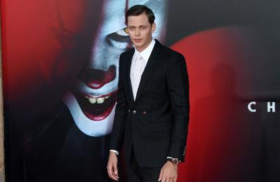 Bill Skarsgard gave Pennywise teach to IT Chapter Two director