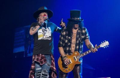Slash confirms Guns N Roses are planning 'full album'
