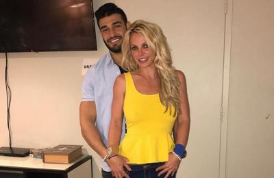 Sam Asghari: Britney Spears is my 'princess'