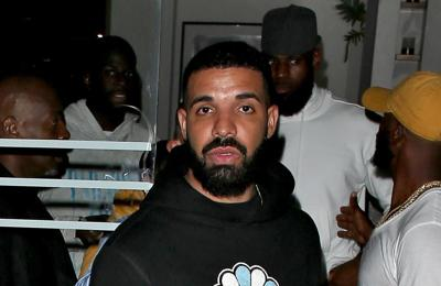 Drake teases he's 'finishing up' new album