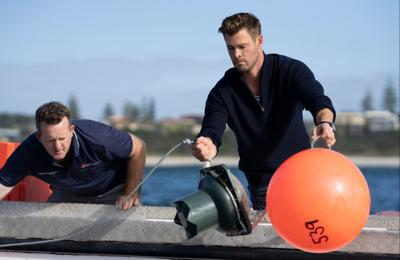 Chris Hemsworth to front documentary about Shark Beach