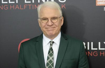 Steve Martin to lead cast of 'Father of the Bride' reunion