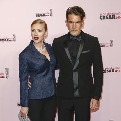 Scarlett Johansson and Romain Dauriac finalise divorce
