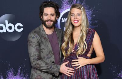 Thomas Rhett is a pro 'girl dad'