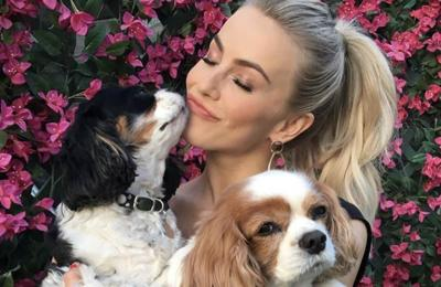 Julianne Hough mourns death of dogs
