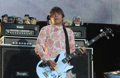 Stone Roses won't tour again says Mani: 'I don't see myself being on stage anytime soon'