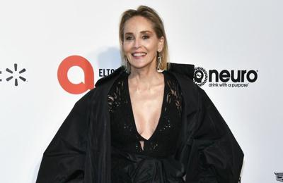 Sharon Stone recalls traumatic first nude scene - Attitude