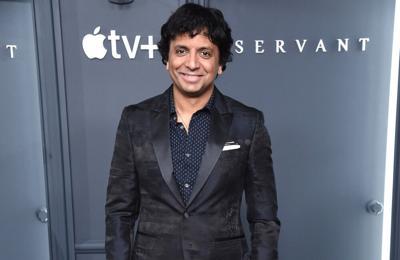 M. Night Shyamalan likes blending genres in his films