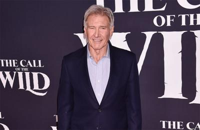Harrison Ford slams those dismissive of climate change