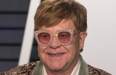 Sir Elton John has 'incredible relationship' with Bernie Taupin
